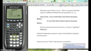 MATH-130 9-2 2 proportions hypothesis testing