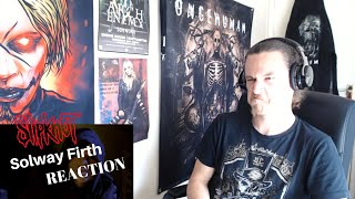 METAL GUITARIST REACTS | SLIPKNOT - Solway Firth