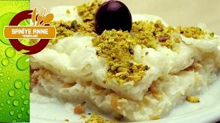 Güllaç Tarifi - Ramazan Tatlıları