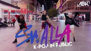 [K-POP IN PUBLIC] BLACKPINK LISA - SWALLA Dance Cover by ABK Crew from Australia