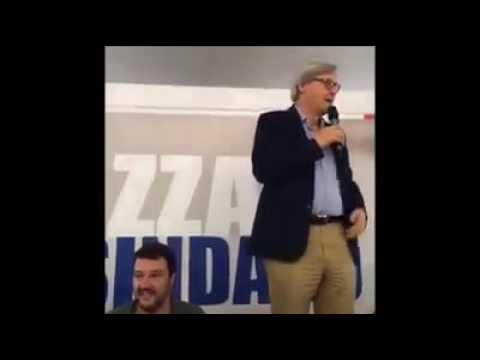 Il discorso di Vittorio Sgarbi a Trieste...