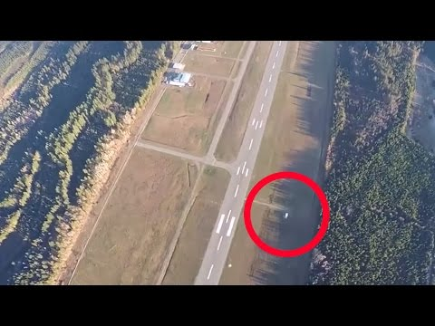 Friday Freakout: Terrifying Close Call, Skydiving Student Saved By AAD!!!