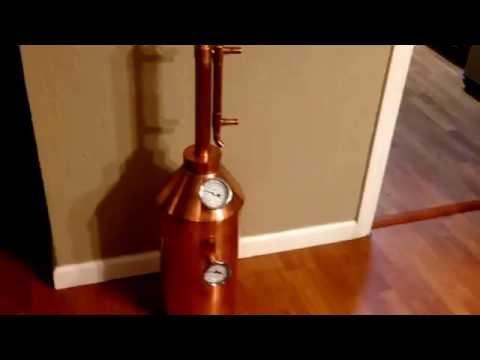 5 Gallon Copper Still Project