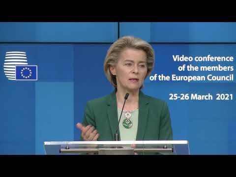 EU leaders eye potential Turkey trade-off on gas, migrants