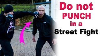 Do not Punch in a Street Fight - EP 2 streaming
