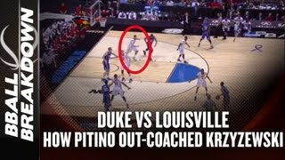 2013 March Madness: Louisville vs Duke - How Pitino Out-Coached Krzyzewski