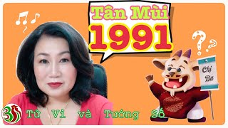 Tân Mùi 1991- Lộ Bàng Thổ năm 2019 | Tử Vi Và Tướng Số