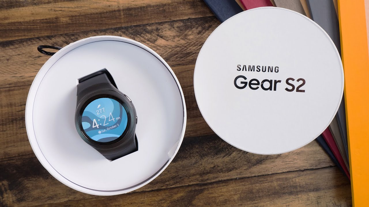 Samsung Gear S2: Unboxing & Review!