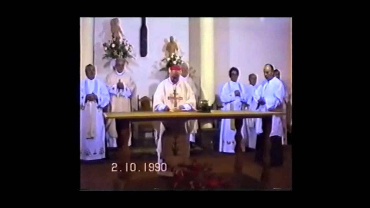 25 Obljetnica Zupne Crkve Rodjenja Bd Marije Sanci Savica Borovje