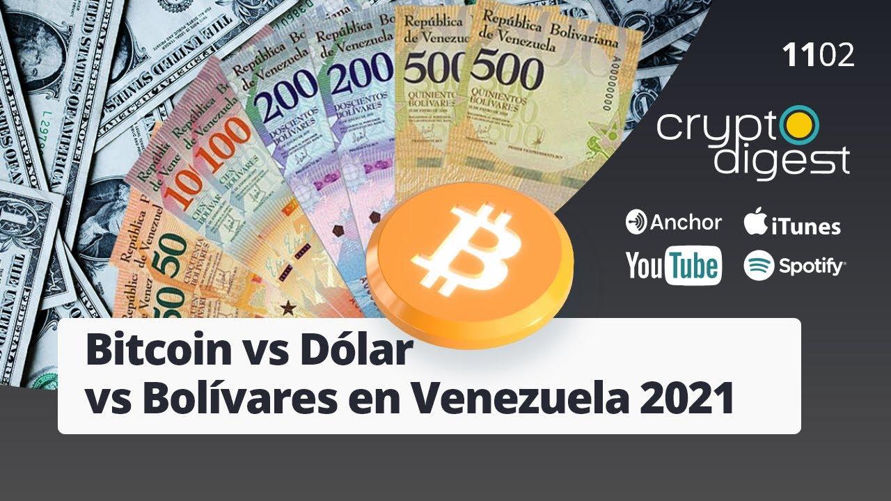 bitcoin venezuela 2021