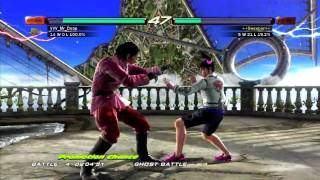 Tekken 6 PS3 HD