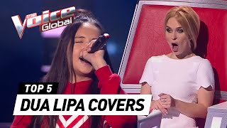 Baixar Best DUA LIPA covers in The Voice Kids