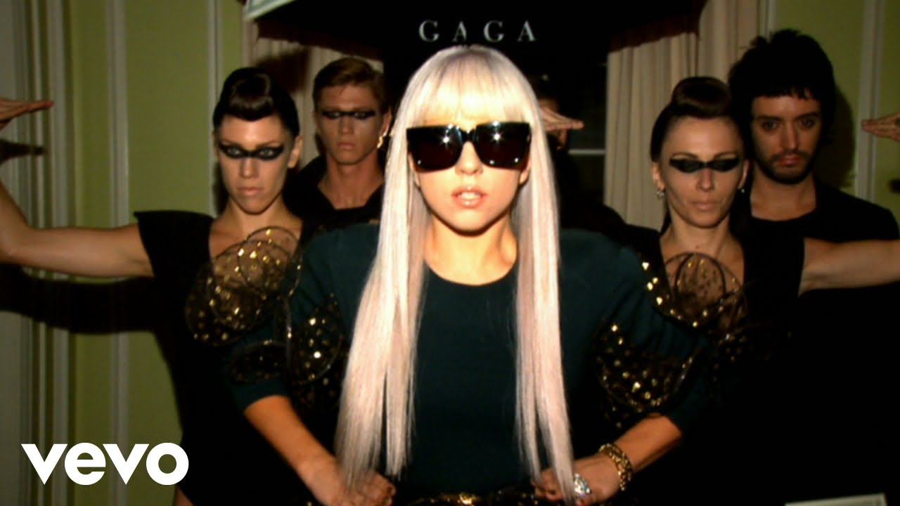Lady Gaga - Beautiful, Dirty, Rich (Official Music Video)
