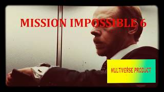 Mission: Impossible 6 - Teaser Trailer full complete collection  (2018 Movie)