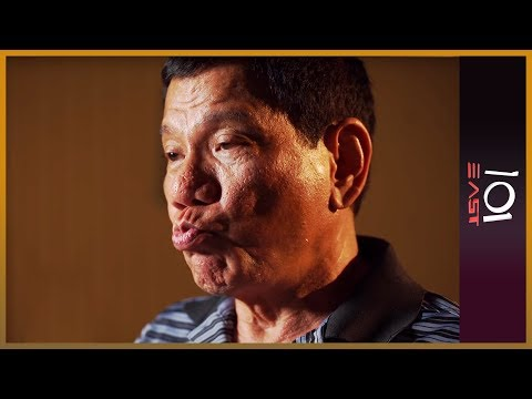 Rodrigo Duterte: Guns, goons and the presidency - 101 East