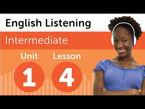 English Listening Comprehension - Reading English Job Postings