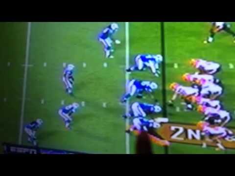 Johnny Manziel HIghlights TD Pass Browns v Bills Preseason