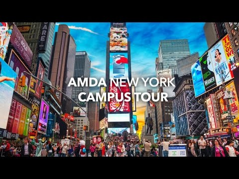 AMDA New York Campus Tour