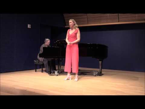 "Samuel Barber - ""The Desire for Hermitage"" (Hermit Songs)"