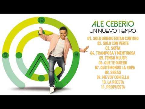 ALE CEBERIO - UN NUEVO TIEMPO (2016) (Enganchado CD Completo)