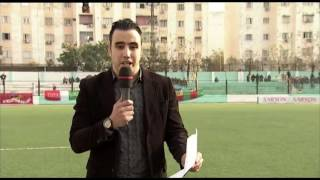 تغطية مباراة إتحاد البليدة - شبيبة بجاية الجولة 15 الرابطة الثانية موبيليس