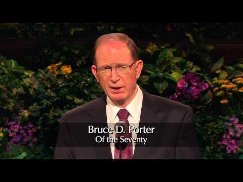 Élder Bruce D. Porter