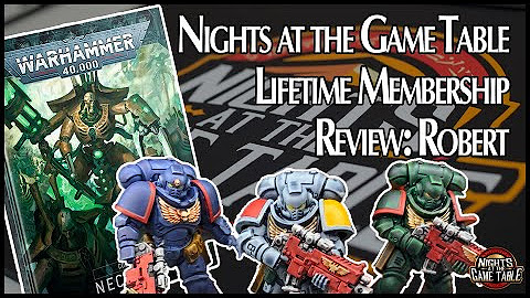 Nights At The Game Table Youtube