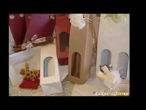 Tutorial bomboniere fai da te per nascita, battesimo, comunione | Il Dettaglio from YouTube · Duration:  3 minutes 33 seconds