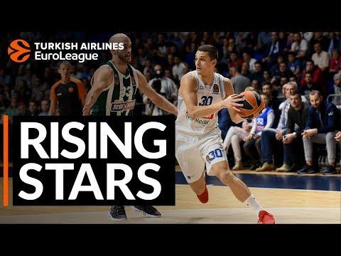 Rising Stars: Petar Popovic, Buducnost VOLI Podgorica