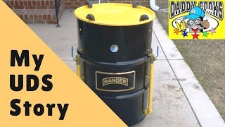 Ugly Drum Smoker (uds) Lessons Learned