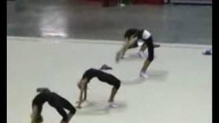 rhytmic gymnastics stretching training (2)