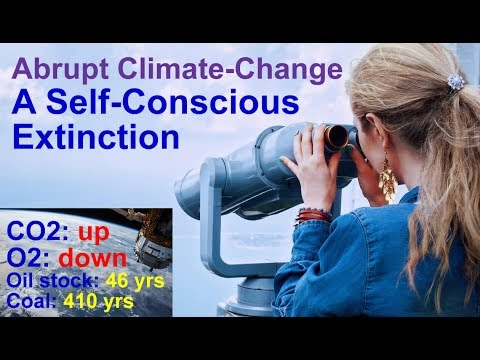 Abrupt Climate Change – A Self-Conscious Extinction