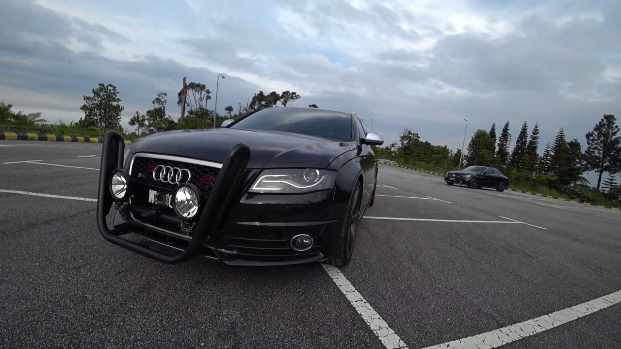 2019 review of a decade old 2009 Audi S4 Avant | Evomalaysia.com