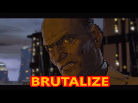 Batman Telltale Series - Brutalize Carmine Falcone