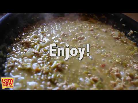 Green Chile With Pork Recipe