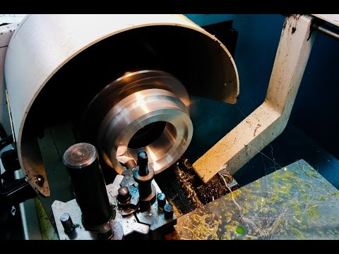 Micro Jet Engine Project Part 1 - Machining