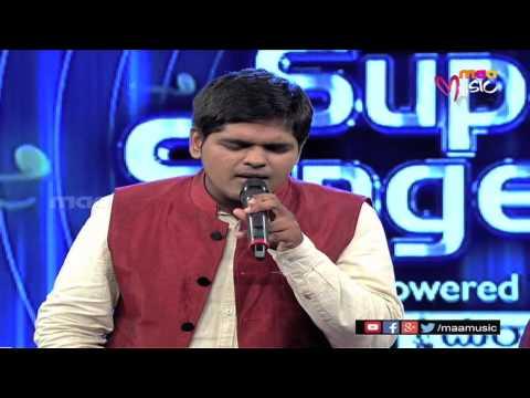 Super Singer 8 Episode 14 - Anurag Vyshnavi Performance