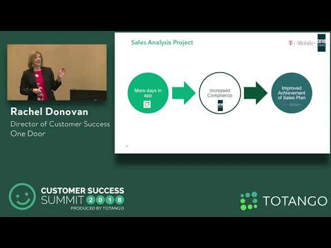 Using Product Usage to Expand Nation Wide with T-Mobile - Customer Success Summit 2018 (Track 2)