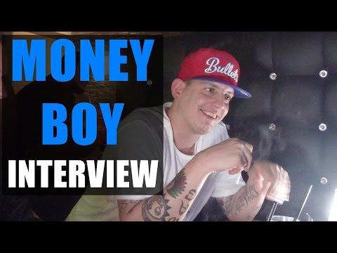 MONEY BOY Interview: Hustensaft Jüngling, Medikamenten Manfred, Bushido, MoTrip, KC, Savas, Splash