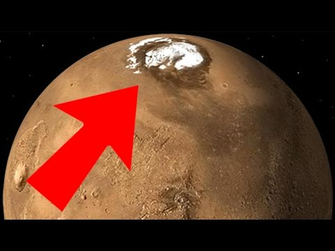 Huge Discovery Found On Mars