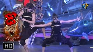 Sanketh and Priyanka Performance | Dhee Jodi | 29th March 2017 | ETV Telugu