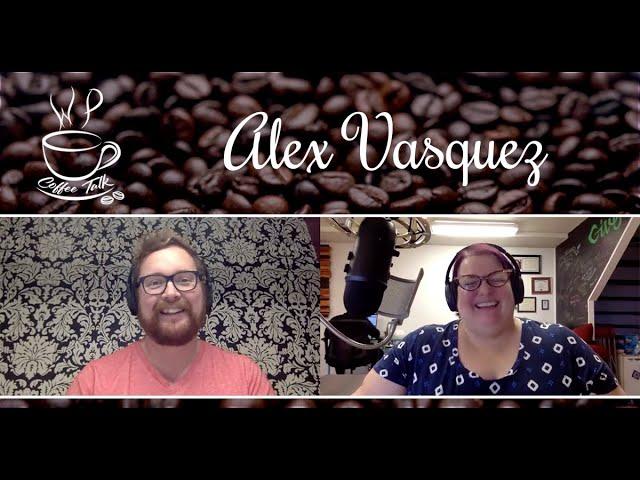 WPCoffeeTalk: Alex Vasquez