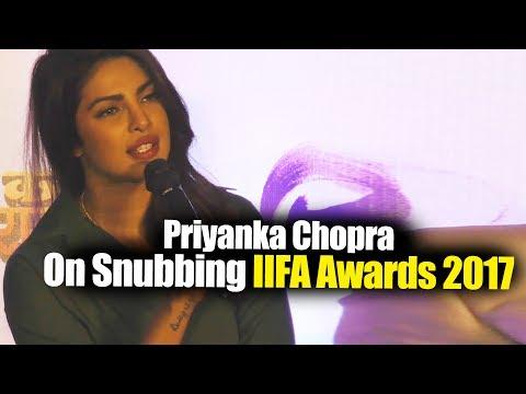 Priyanka Chopra Angry Reaction On IIFA Awards 2017 Question