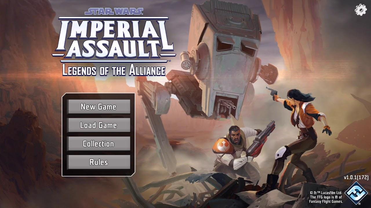Imperial Assault App - Digital Board Game