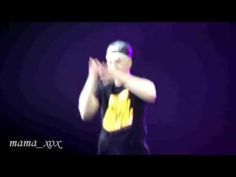 BIGBANG MADE TOUR IN MACAU 20151025 SEUNGRI DANCING (A BIT OUT FOCUS ORZ)