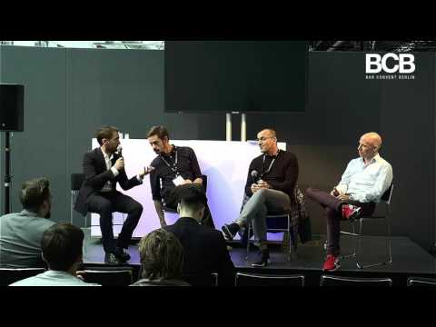 """Bar Convent Berlin 2016: """"Panel discussion: Coffee Trends"""""""