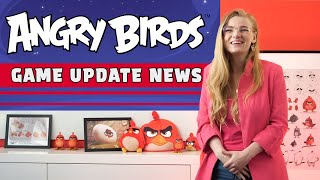 Angry Birds Game update News! June 2020