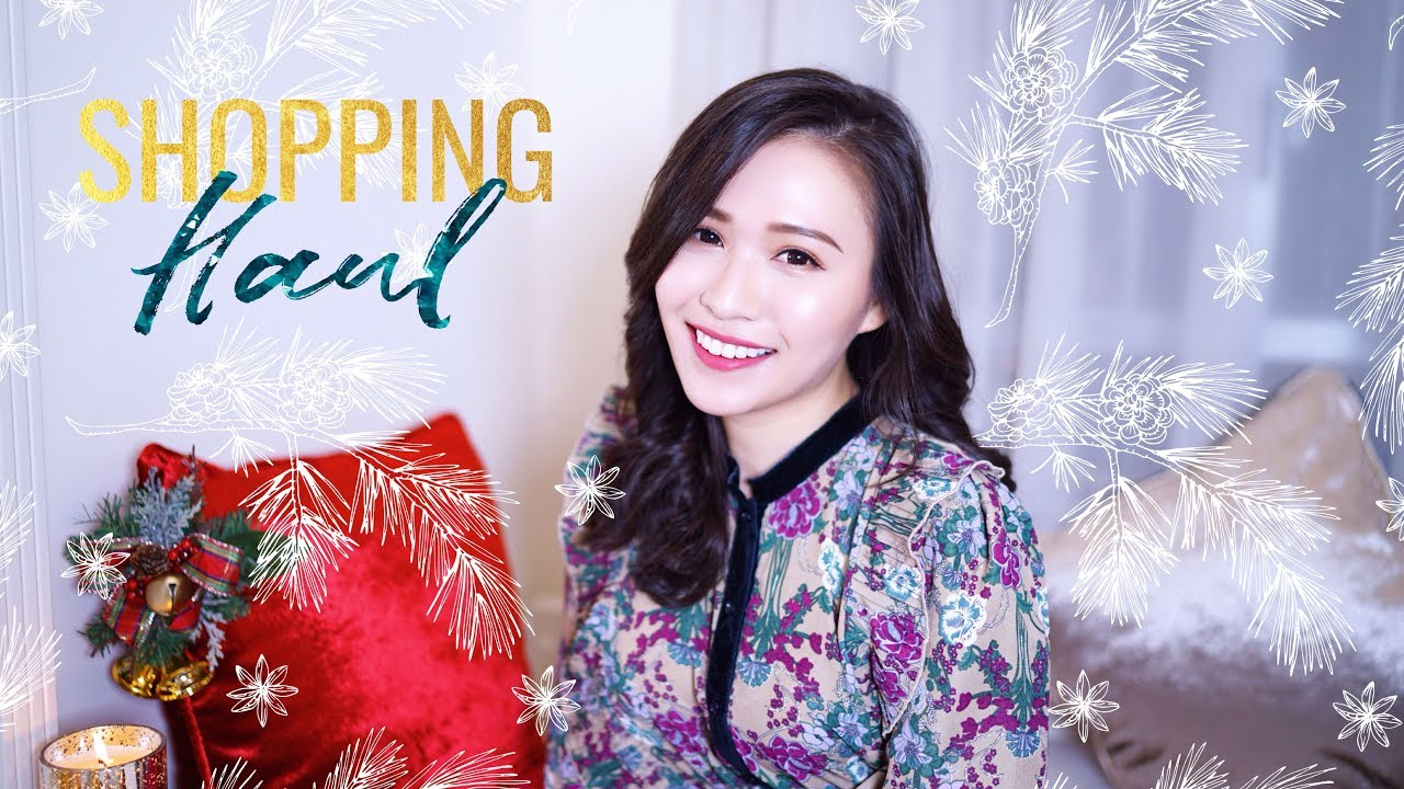 SHOPPING HAUL EP. 03|CAMERAGIRLCARMEN