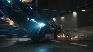 映画『ブラックパンサー』壮絶カーチェイスを繰り広げる7分超のプレビュー映像! thumbnail