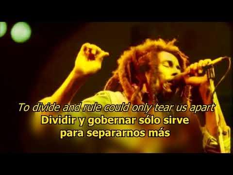 Zimbabwe - Bob Marley (LYRICS/LETRA) (Reggae)